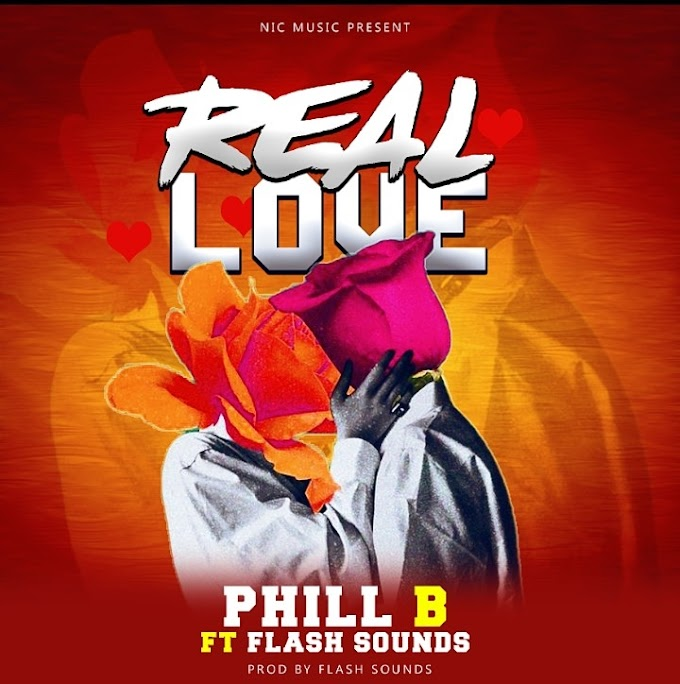MusiQ: Phil B Ft Flash Sounds - Real Love ( prod by flash sounds )