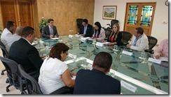 20160604 gobernador luis perez y alcaldes nordeste