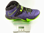 lebrons soldier 7 joker gram Weightionary