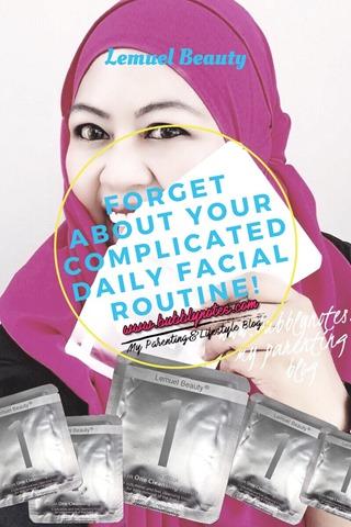 LEMUEL BEAUTY_FORGET ABOUT YOUR COMPLICATED DAILY FACIAL ROUTINE