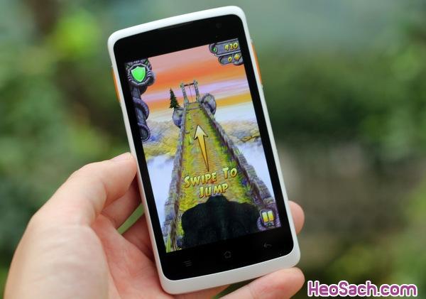 Hình 2 - Hướng dẫn cách chụp màn hình điện thoại Oppo đơn giản