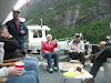Judy, Ray, Eliazbeth, Anita Happy Hour