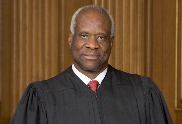High stakes for Republicans/conservatives if Justice Thomas resigns