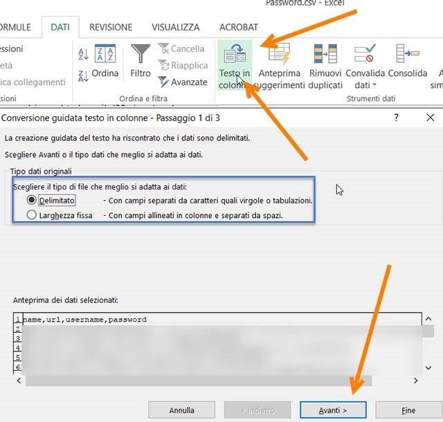 organizzare-password