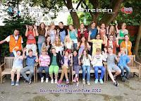 Gruppenfotos des Jahres 2012