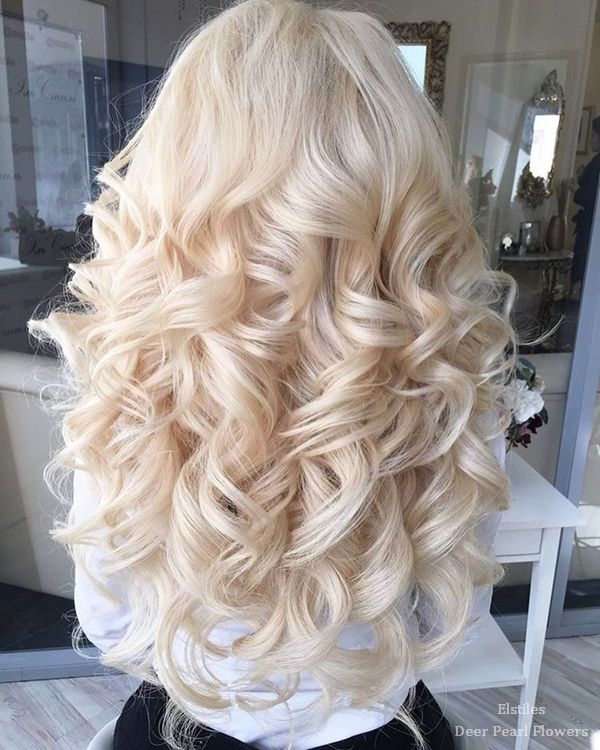 Most Popular Wedding Hairstyles For Women's 2018 2