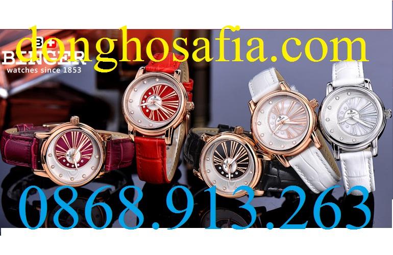Đồng hồ nữ cơ Binger B1137 BG102