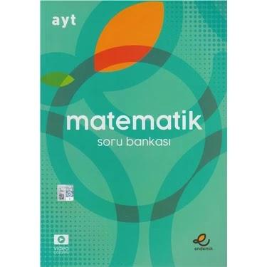 Endemik Yayınları - AYT Matematik - Soru Bankası