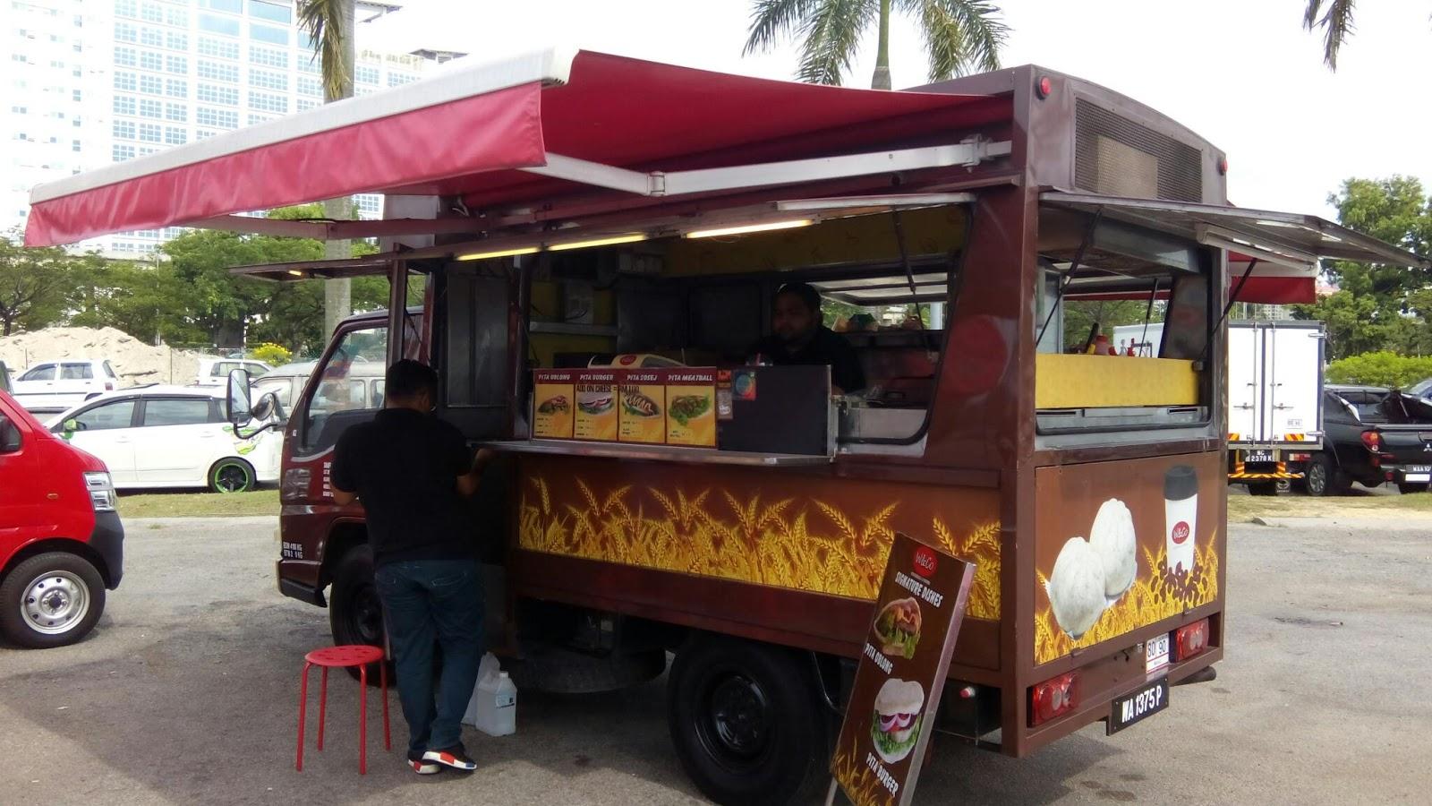 Lori Food Truck Malaysia