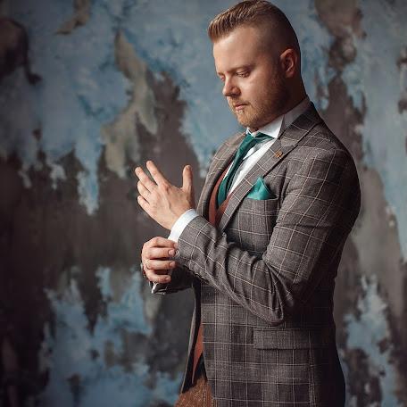 Wedding photographer Andrey Turov (AndreyTurov). Photo of 23.11.2017