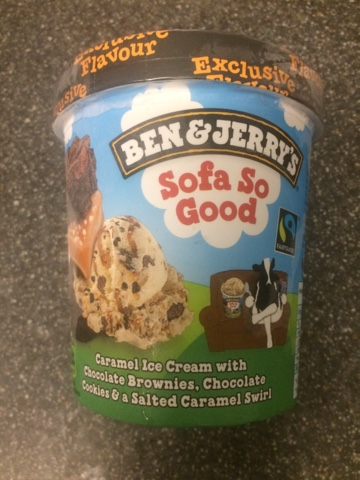 Today S Review Ben Jerry Sofa So Good