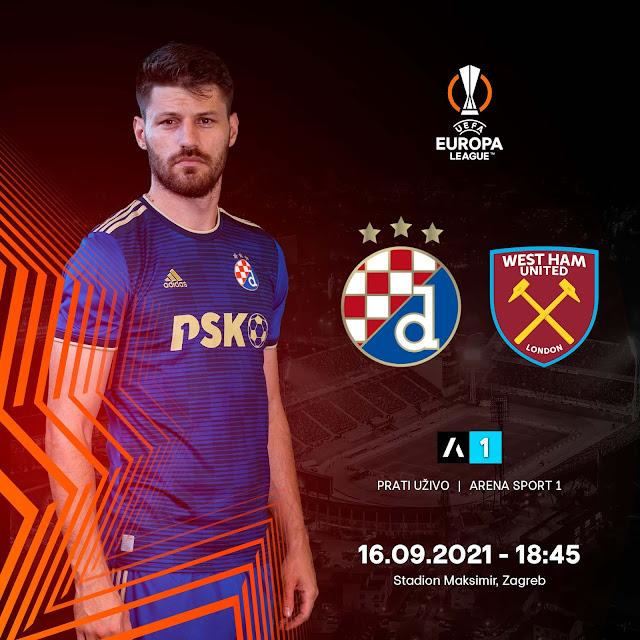Dinamo Zagreb vs Westham on GOTV KENYA.