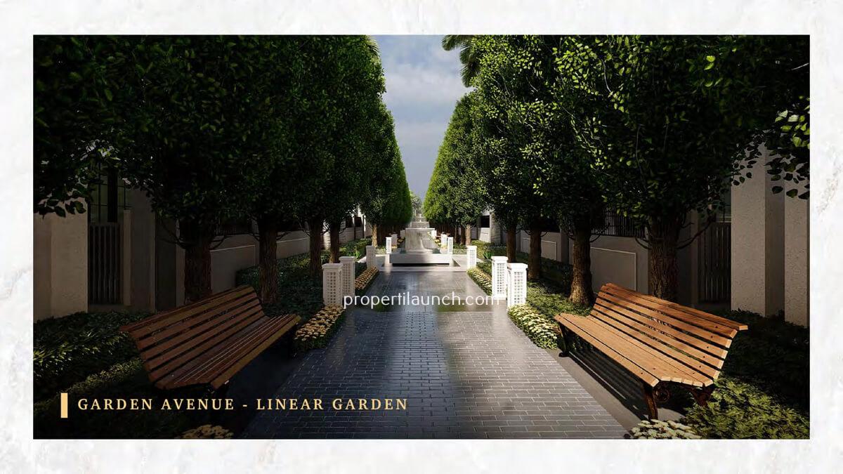 Bukit Podomoro Garden Avenue