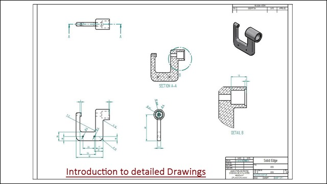 ntroduction to detailed Drawings