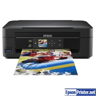 Download Epson Expression Home XP-303 printer driver and set up without installation DVD