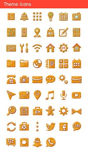 Gingerbread Man Wallpaper-free 1.0.0 Windows u7528 4