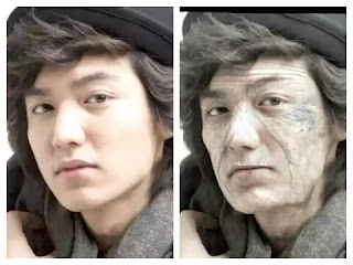 Cara merubah wajah menjadi tua di Android