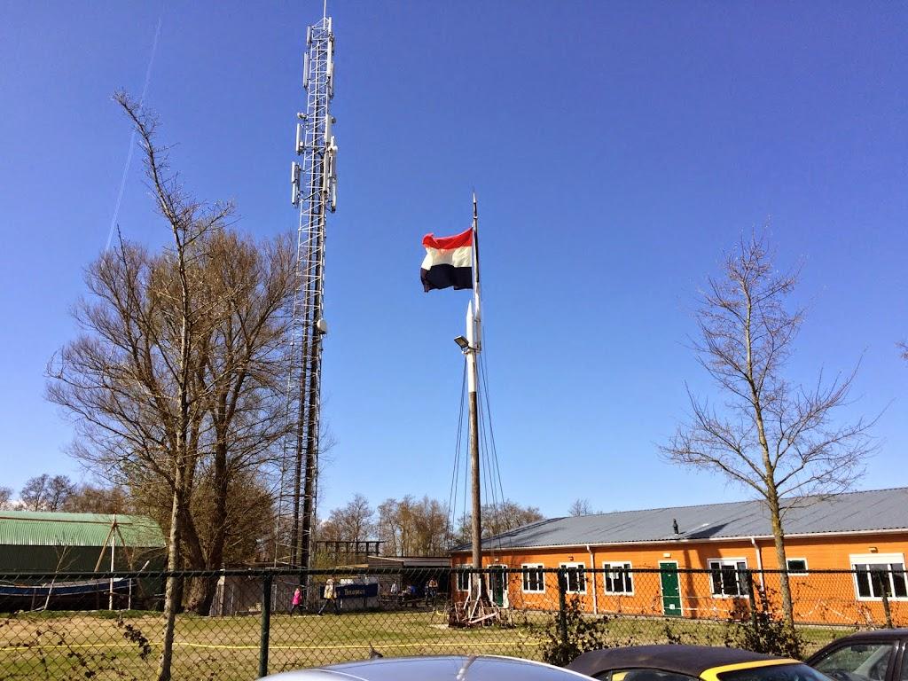 Onze mast is mooier !