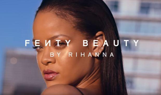Fenty Beauty Ya Rihanna Ni Miongoni Mwa Bidhaa Bora Kugunduliwa 2017