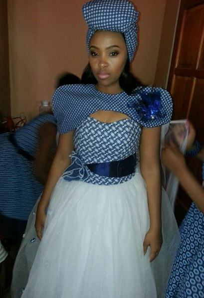 ❣❣ Best Tswana Traditional Wedding Clothes ❣❣