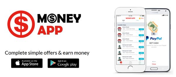 Money App ios
