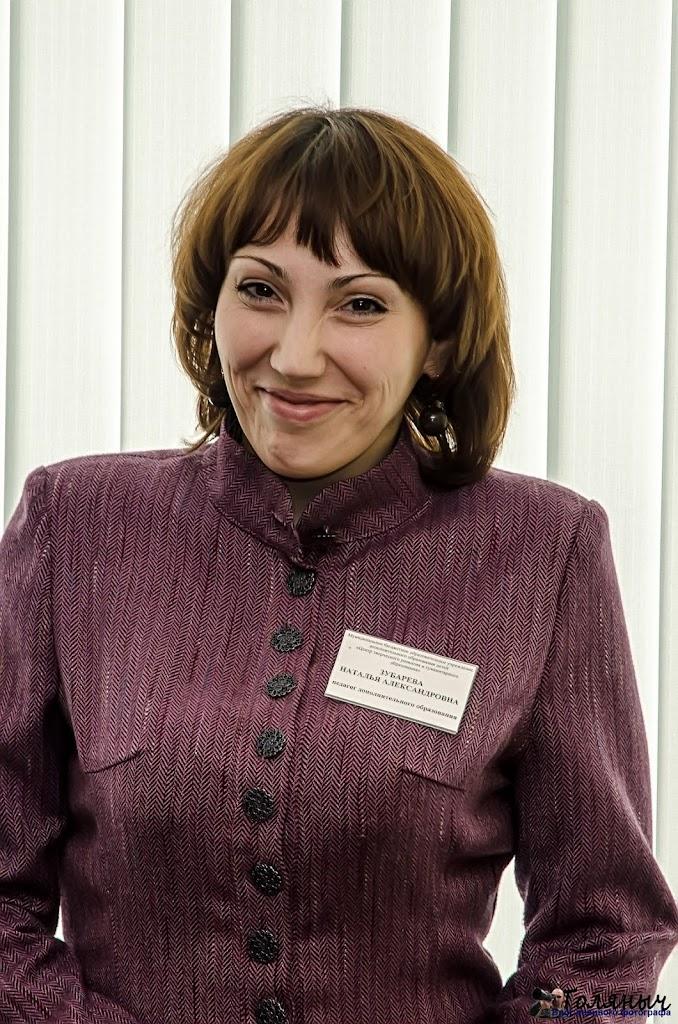 Наталья Зубарева - руководитель кружка