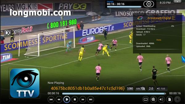 Xem bóng đá Anh qua Stopcast