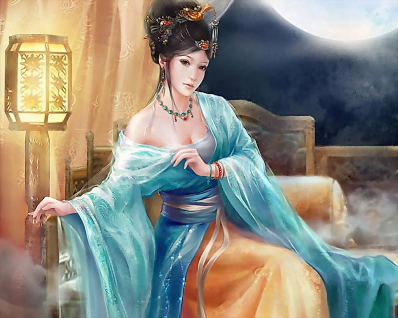 Little Trasher Of Sins, Magic Samurai Beauties