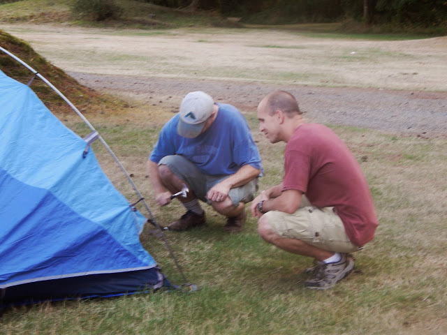 Scoutmaster Tent