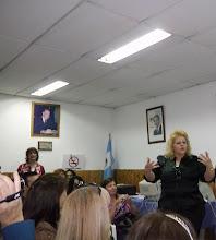 Photo: GOBERNACION DISTRITO MPN FUNDACIÓN F.A.R.O. PRESENTE SIEMPRE. -PRESENTANDO LA TIERRA HABLA