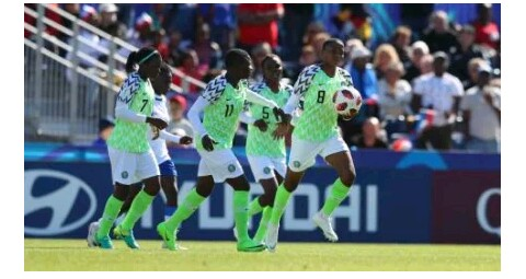 Nigeria defeats Cameroon to qualify for the AWCON final