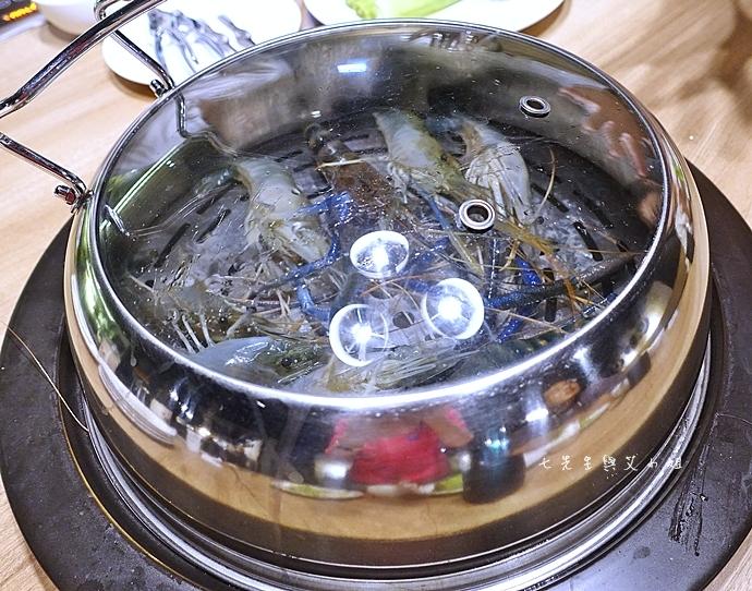 51 蒸龍宴 活體水產 蒸食 台北美食 新竹美食 台中美食