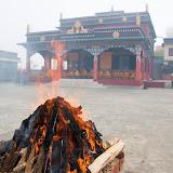 2016年6月3日蔣貢康楚仁波切印度拉瓦噶舉德千林寺火供法會-Phurab Choga (Fire Puja)