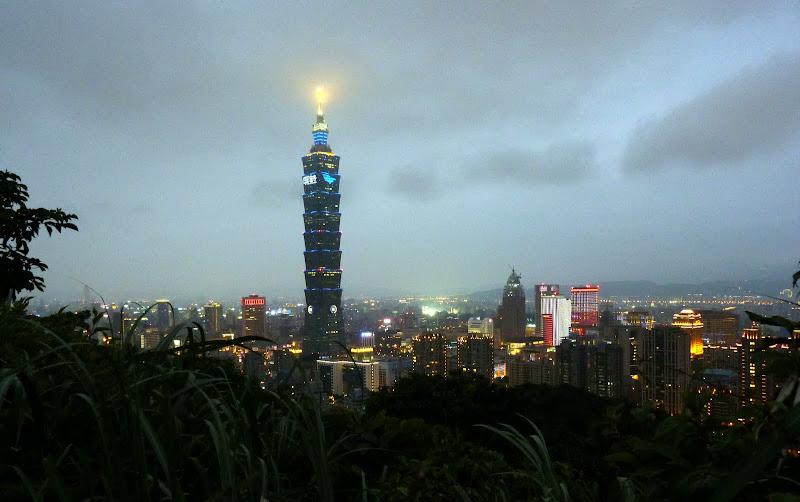 TAIWAN Taipei,Elephant mountain et proche de Shiding - P1140382.JPG