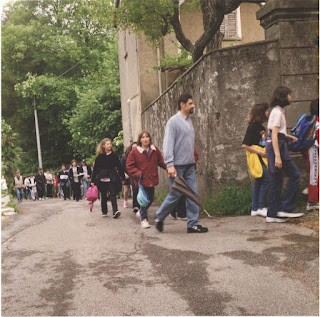 Visita guidata a Cardano (Villa Eros) - scuola media Monte Olimpino