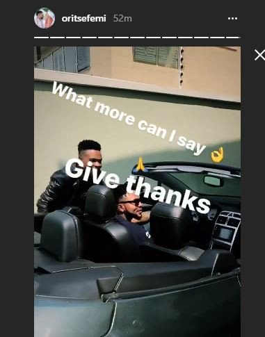Who Recently Exchanged Marital Vows With His Boo Nabila Fash Is Also Hosting A House Party At Lekki Home To Celebrate Birthday Today