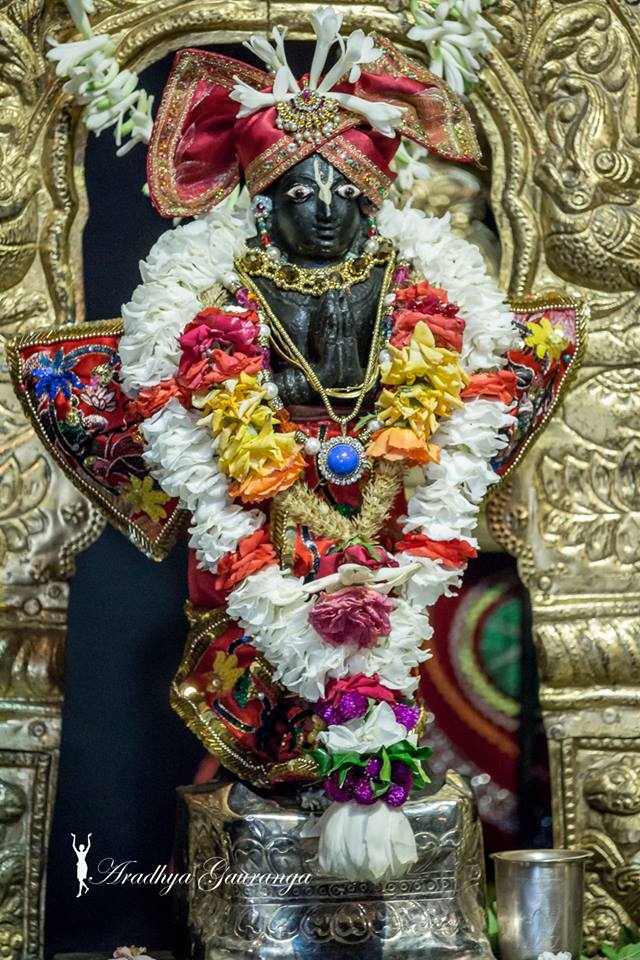 ISKCON Mayapur  Deity Darshan 22 July 2016 (24)