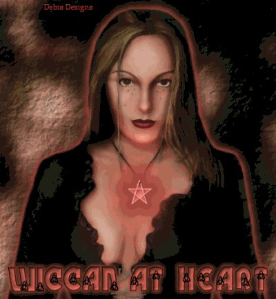 Wiccan At Heart, Wicca Girls