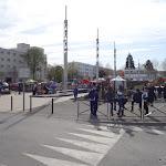 Cité du Noyer-Renard : place Pierre Mendès France