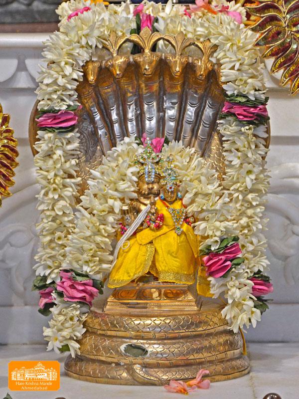ISKCON Hare Krishna mandir Ahmedabad 11 Jan 2017 (9)