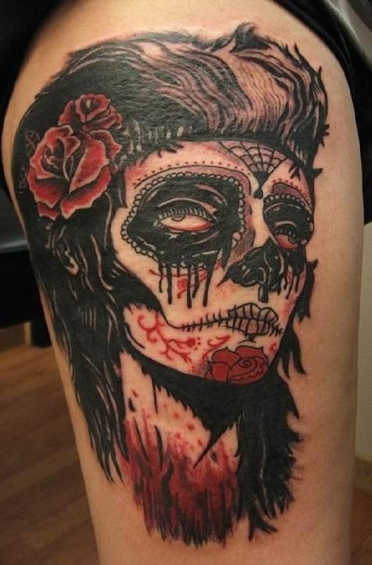 zombie_dia_dos_mortos_tatuagem