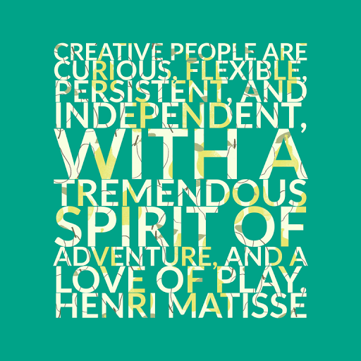 Henri Matisse Creative People who never gave up on art