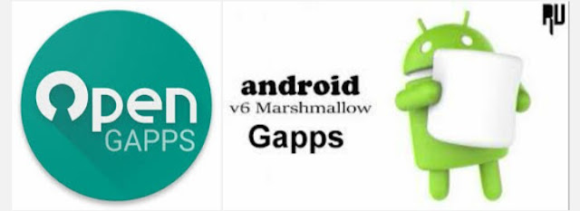 Download Android Marshmallow MM 6.0.x Gapps (Google Apps) Stok Small Pico Tested CM13 Redmi 2