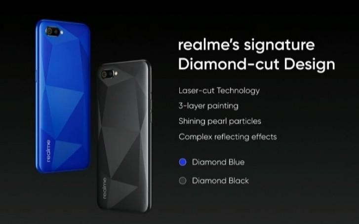 Realme C2 สมาร์ทโฟนระดับเริ่มต้นแบตเตอร์รี่สุดอึดและ SoC ขนาด 12nm Helio P22