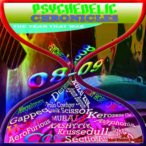Va Psychedelic Chronicles The Year That Was 2 Cd 2009