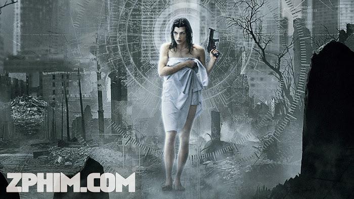 Ảnh trong phim Vùng Đất Quỷ Dữ 2: Khải Huyền - Resident Evil: Apocalypse 1