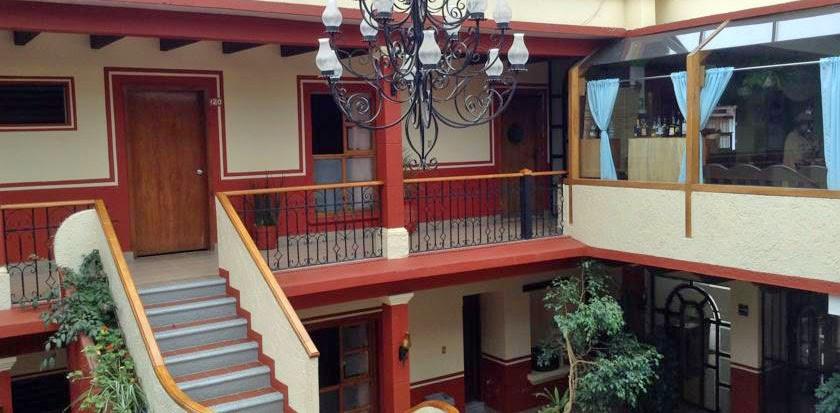 hotel san cristobal de las casas