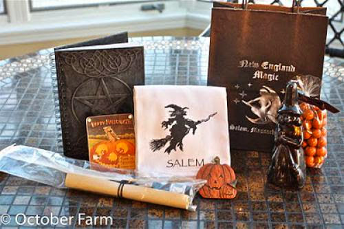 New England Magic And A New Giveaway