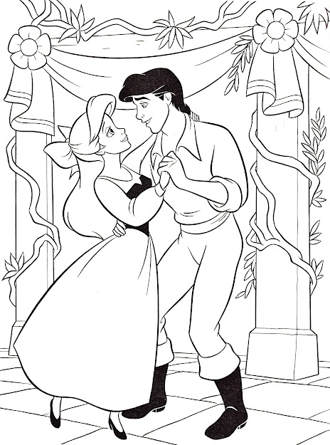 Disney Tangled Coloring Pages Printable  Walt Disney Characters Walt Disney  Coloring Pages  Princess Ariel