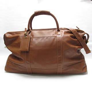Coach X Lexus Duffel Bag